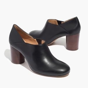 Madewell The Rory Lowcut Bootie